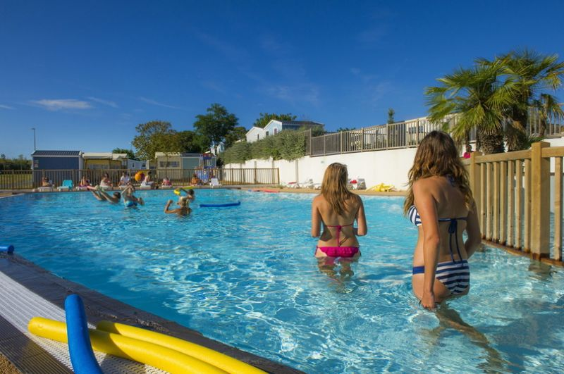 Camping Le Platin La Redoute, Camping