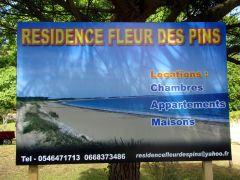 RÉSIDENCE FLEUR DES PINS