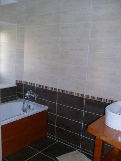 Salle de bains de la chambre Africaine