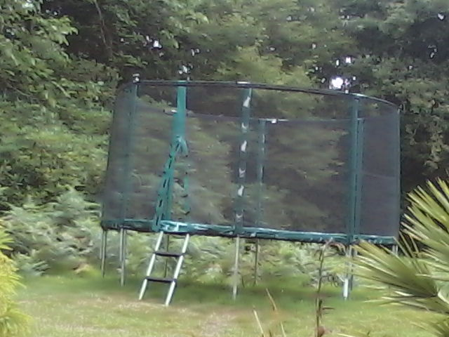 Les gites des bois nature forme sca r finist re for Carhaix piscine