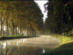 Le canal de l'entre deux mers
