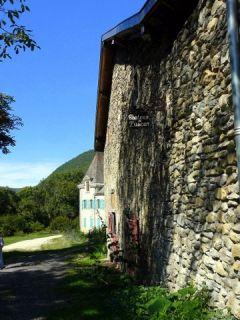 perspective vers le Château
