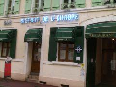 Hotel de l'Europe Restaurant le Cépage