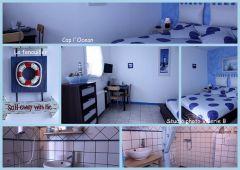 Chambre Le Phare Bleu