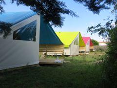 Ecolodge au camping La Padrelle