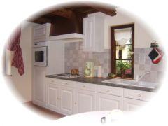 cuisine dans la maison alsacienne