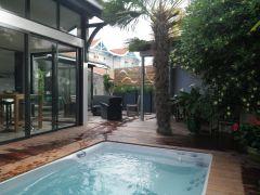 Villa de charme 4**** avec spa au port de plaisance d'Arcachon