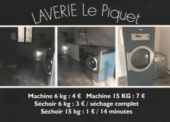 Laverie Self Service
