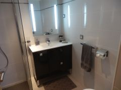 cabinet de toilette chambre Moka