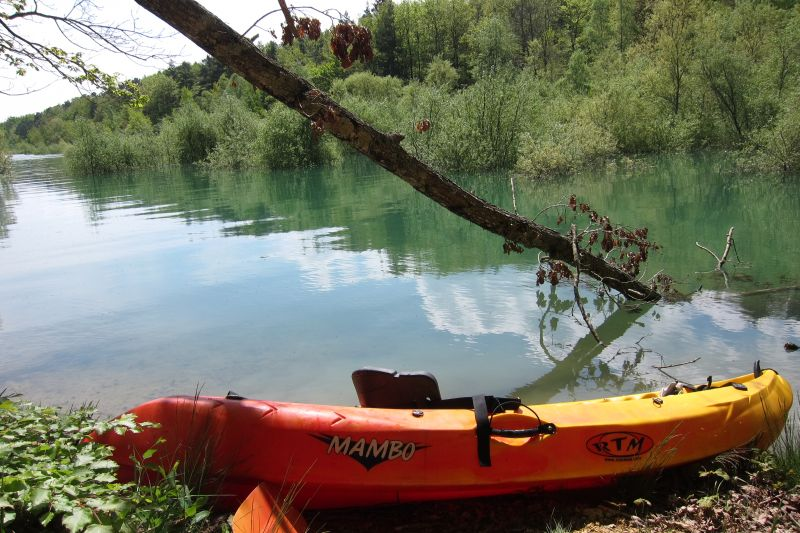 lac de Montbel
