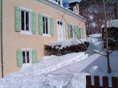 Cauterets : grande maison indépendante avec jardin