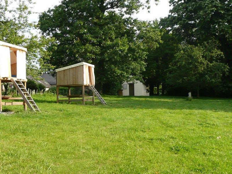 Ferme auberge camping la morinais camping for Bains s oust