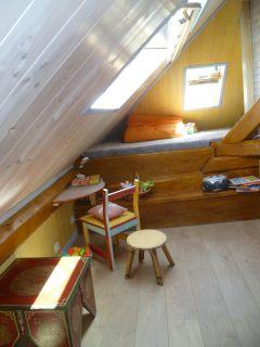 un peu de la chambre secrète d'enfant