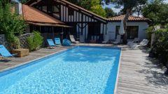Grande Villa de Charme à Cassy Lanton sur le Bassin d'Arcachon
