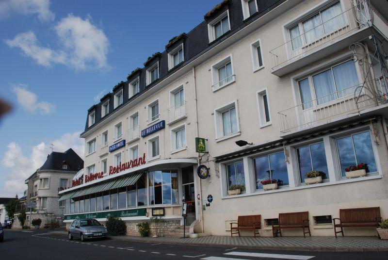 Hôtel Bellevue et Restaurant panoramique