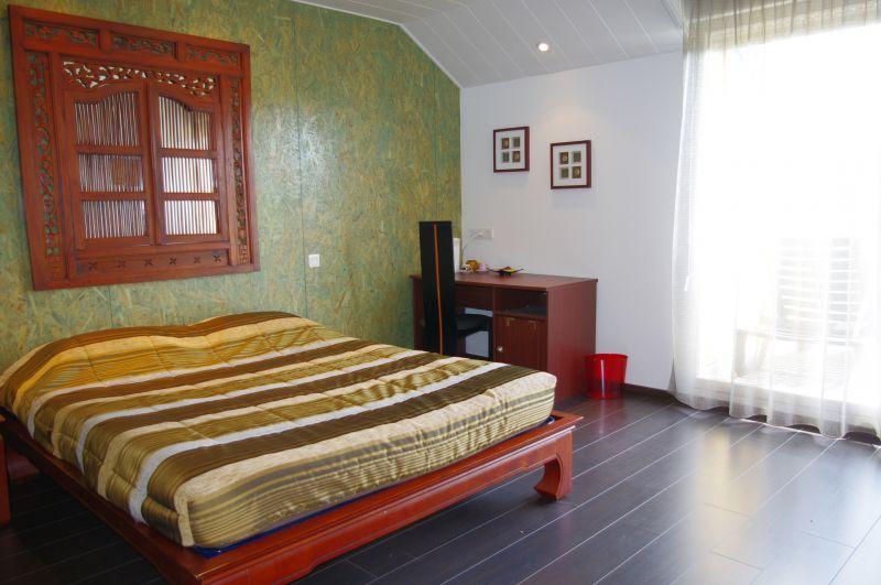 chambre contemporaine verte
