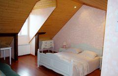 chambre romantique rose