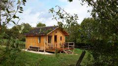 Cabane au coeur de la Bourgogne