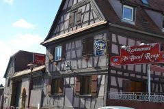 restaurant le Boeuf Rouge