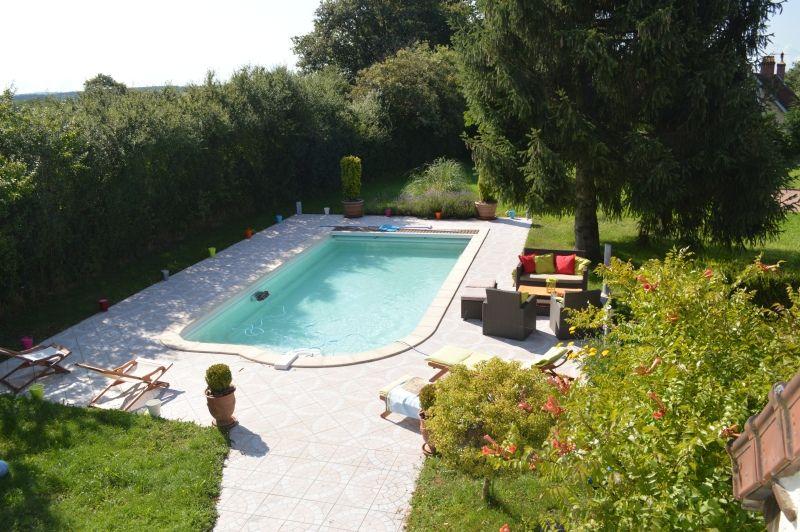 Le Gite La Villa Des Pins Avec Piscine Entre Loire Et Morvan Bourgogne