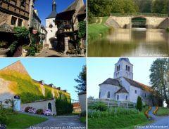 Le Village de Montambert