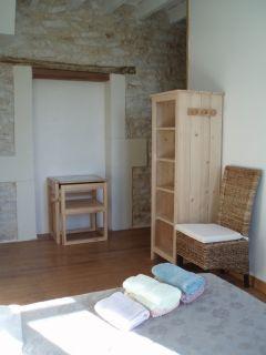 A proximité de la Voie Verte Vallée de l'Isère, les Chambres d'Hostun vous accueillent