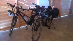 garage à vélos des chambres d'hostun