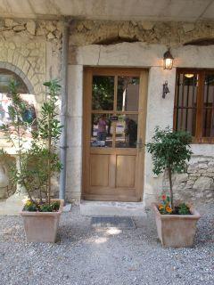la maison des chambres d'hostun dans la Drôme