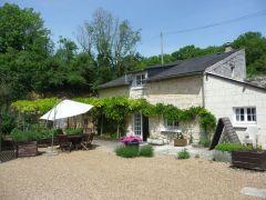 Gite rural 4* à la campagne pour 4/5 pers entre Saumur et Angers