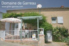 En vacances au Domaine de Garreau