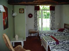 chambre 3 lits de 90