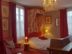 La chambre Baldaquin