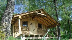 La cabane du bouleau