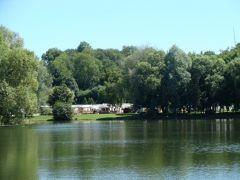 L'étang du camping