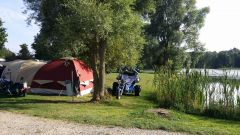 Camping..