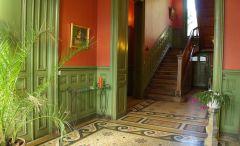 Villa Roassieux : l'entrée