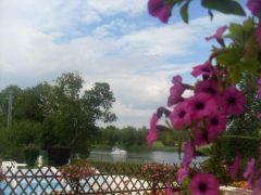 Vue sur la Saône