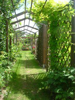Le Jardin de La Jolie Maison