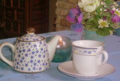 Thé/café à La Jolie Maison