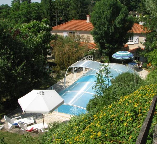 Le Petit Massigny, maison et jardin
