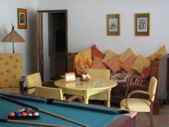 Le Petit Massigny, salle de séjour