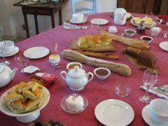 Le Petit Massigny, petit déjeuner