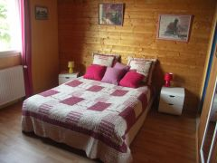 chambre rose indien