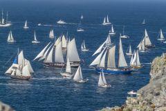Brest 2012: les voiliers sous voile