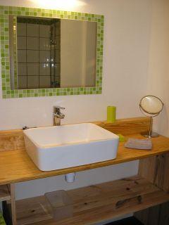Salle de bain Spiruline