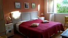 chambre Bruyère en grand lit