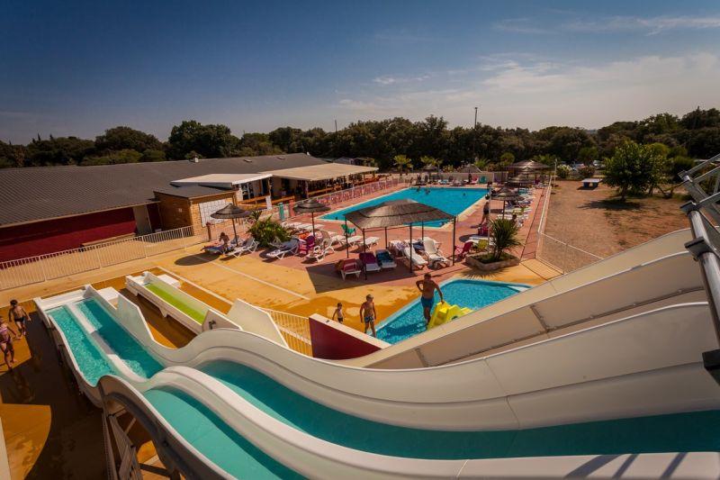 Parc aquatique domaine de Gajan