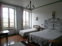 chambre 3 pers.