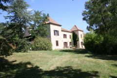 Bastide de Lassalle table et chambres d'hôtes dans le Gers