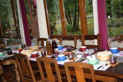 Petits déjeuner Bastide de Lassalle